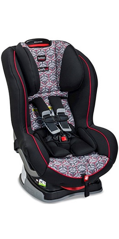 Buy Britax Boulevard (G4.1) Convertible Car Seat Baxter at ...