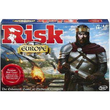 Winning Move Games Risk Europe