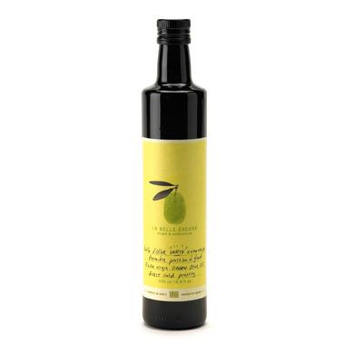 La Belle Excuse Extra Virgin Green Olive Oil Large Bottle