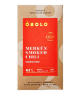 Obolo Merken Smoked Chili 65% Dark Chocolate