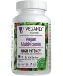 Veganly Vitamins Vegan Multivitamin