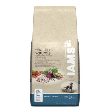Iams Healthy Naturals Adult Weight Control