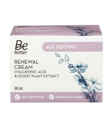 Be Better Age Defying Renewal Cream