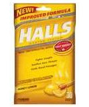 Halls Advanced Formula