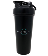 Alani Nu Shaker Bottle Black
