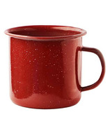 Asobu Happy Camper Stainless Steel Mug Red