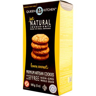 Queen B Kitchen Premium Artisan Cookies