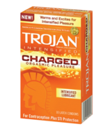 Trojan CHARGED Condoms