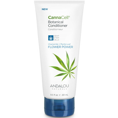 ANDALOU naturals CannaCell Botanical Conditioner Flower Power