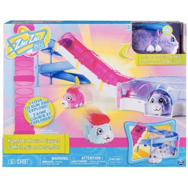 Zhu Zhu Pets Hamster House Playset