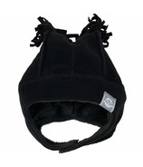 Calikids Fleece Hat Black