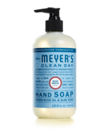 Mrs. Meyer's Clean Day Hand Soap Rain Water