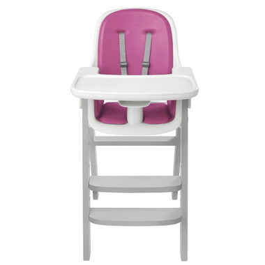 OXO Tot Sprout High Chair Grey/Pink