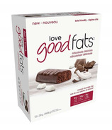 Love Good Fats Coconut Chocolate Chip Snack Bars