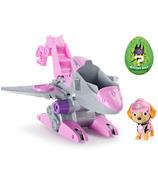 Paw Patrol Dino Rescue Skye's Deluxe Vehicle & Mystery Dinosaur Figure