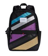STATE Kane Backpack Nylon Glitter Stripes