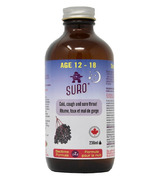 Suro Elderberry Syrup Nighttime Age 12-18