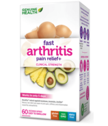 Genuine Health Fast Arthritis Relief+