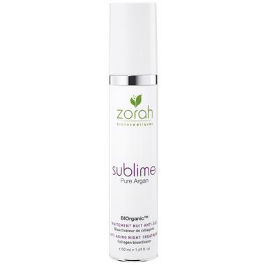 Zorah Sublime Anti-Aging Night Treatment