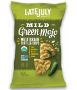 Late July Mild Green Mojo Multigrain Tortilla Chips