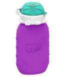 Squeasy Gear Snacker Purple 6oz