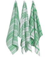 Now Designs Basketweave Towels Greenbriar