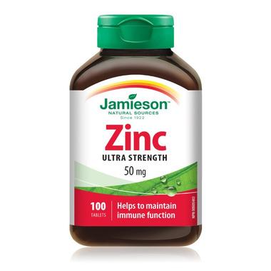 Jamieson Zinc