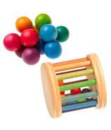 Grimm's Rainbow Grasper Toy Bundle