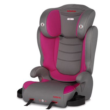 Buy Diono Cambria Booster Seat Raspberry at Well.ca | Free Shipping ...