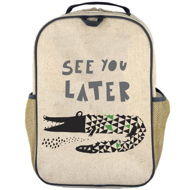 SoYoung x Wee Gallery Alligator Grade School Backpack