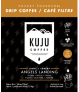 Kuju Coffee Pocket PourOver Drip Coffee Angels Landing Blend