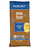 Moo Free Dairy Free Cocoa Bar Caramelised Hazelnut Nibs