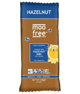 Moo Free Dairy Free Chocolate Bar Caramelised Hazelnut Nibs