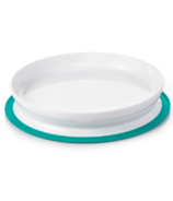 OXO Tot Stick N Stay Plate Teal