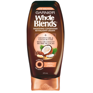 Garnier Whole Blends Coconut Oil Cocoa Butter Smoothing Conditioner