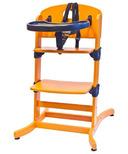 Guzzie & Guss Banquet Wooden High-Chair Orange
