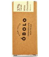 Obolo 37% White Chocolate