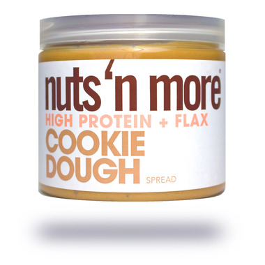 Nuts n More Cookie Dough High Protein Peanut Butter