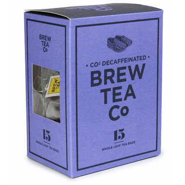 The Brew Tea Co. CO2 Decaffeinated Tea