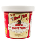 Bob's Red Mill Apple Cinnamon Oatmeal Cup