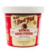 Tasse de gruau pomme-cannelle Bob's Red Mill
