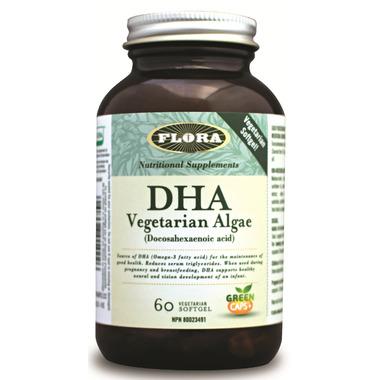 Flora DHA Vegetarian Algae