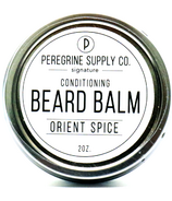 Peregrine Supply Co. Orient Spice Beard Balm
