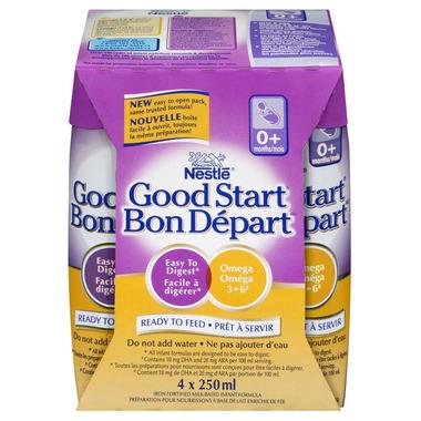 Nestle Good Start Ready to Feed Liquid