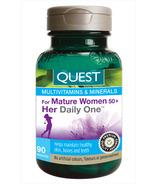 Quest Mature Women 50+ Her Daily One Multivitamins & Minerals