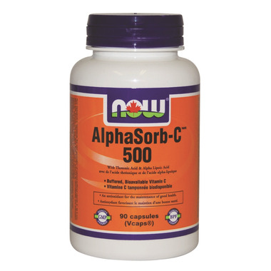 NOW Foods AlphaSorb-C 500