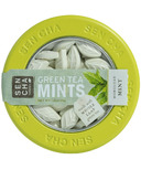 Sencha Naturals Green Tea Mints Tin Moroccan Mint