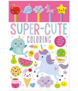 Make Believe Ideas Super Cute Coloring Set