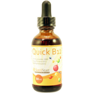 Quick B12 Liquid Vitamin B12