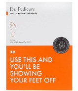 Grace & Stella Co. Dr. Pedicure Foot Mask Peach